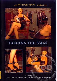Turning The Paige Box Cover