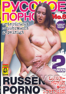Russen-Porno 6 Box Cover
