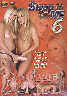 Strap It To Me 6 Box Cover