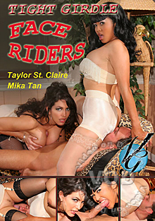 Tight Girdle Face Riders Box Cover
