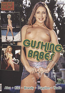Gushing Babes Box Cover