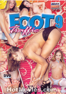 Foot Traffic 9 Box Cover