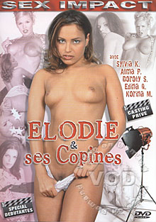 Elodie & Ses Copines (Elodie and Her Girlfriends) Box Cover