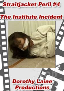Straitjacket Peril #4 - The Institiute Incident Box Cover