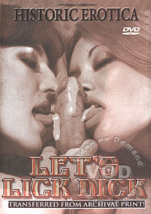 Let's Lick Dick Box Cover