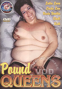 Pound Queens Box Cover