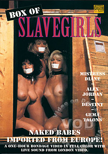 Box Of Slavegirls Box Cover