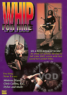 Whip For Hire Box Cover