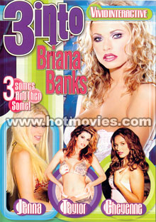 3 Into Briana Banks Box Cover