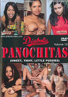 Panochitas Volume 10 Box Cover