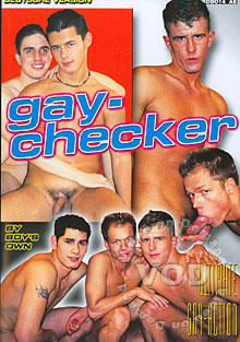 Gay-Checker Box Cover