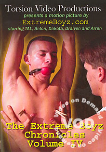 The Extreme Boyz Chronicles Volume IV