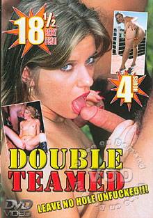 Double Teamed Box Cover