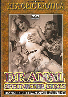 D.P. Anal Sphinkter Girls Box Cover