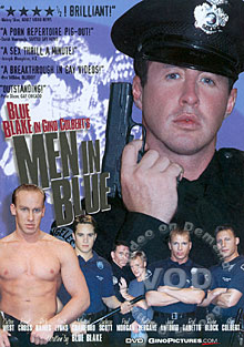 Men In Blue Box Cover