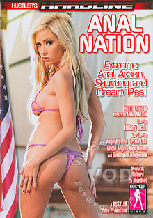 Anal Nation Box Cover