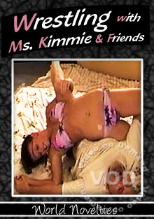 Wrestling With Ms. Kimmie & Friends Box Cover
