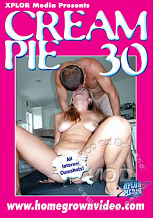 Cream Pie 30 Box Cover