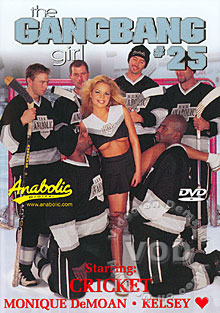 The Gangbang Girl #25 Box Cover