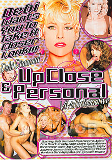 Debi Diamond - Up Close & Personal Box Cover
