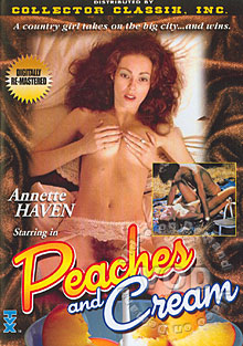 Peaches And Cream Box Cover