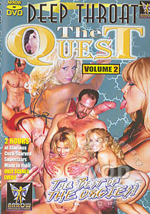 Deep Throat The Quest Vol. 2 The Best of the Orgies