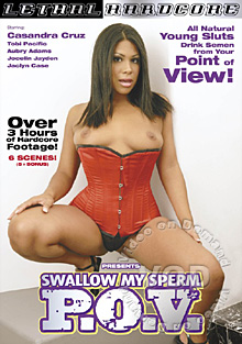 Swallow My Sperm P.O.V. Box Cover