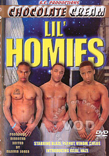 Lil' Homies Box Cover