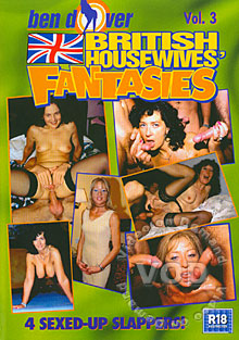 British Housewives' Fantasies Vol. 3 Box Cover