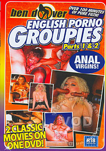 English Porno Groupies Parts 1 & 2 Box Cover