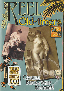Reel Old-Timers Vol. 13 Box Cover