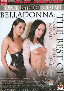 Belladonna: The Best Of... Vol. 1 Box Cover
