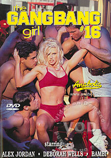 The Gangbang Girl #16 Box Cover