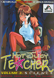 Hot Juicy Teacher Volume 3: Science Box Cover