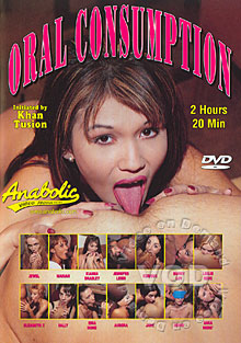 Oral Consumption Box Cover