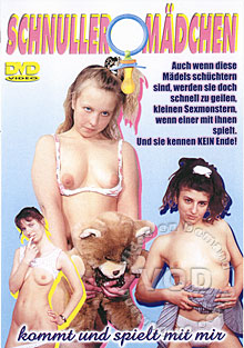 Schnuller Madchen - Kommt Und Spielt Mit Mir (Pacifer Girls Come And Play With Me) Box Cover