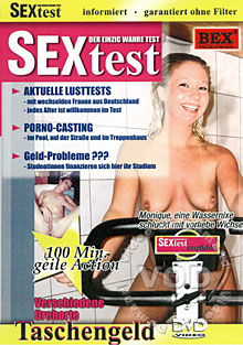 SEX Test Box Cover
