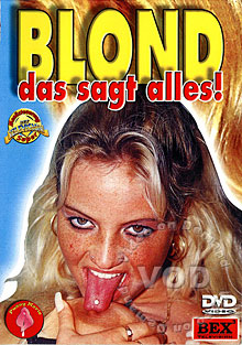 Blond Das Sagt Alles! (Stupid Blondes!) Box Cover
