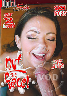 Nut The Face! Box Cover