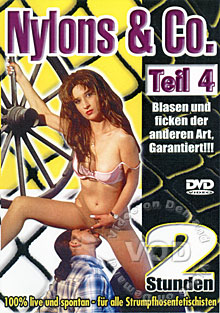Nylons & Co Teil 4 Box Cover