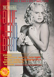 Blue Jean Brat Box Cover