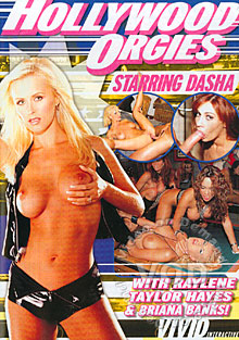 Hollywood Orgies - Dasha Box Cover