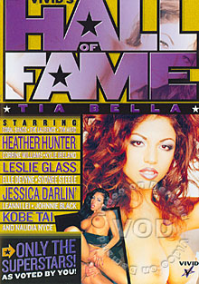 Hall Of Fame - Tia Bella Box Cover