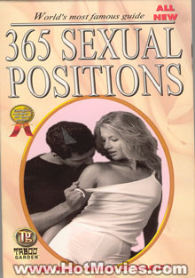 365 Sexual Positions Box Cover