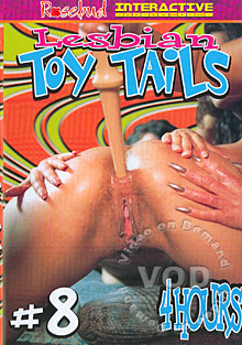 Lesbian Toy Tails #8 Box Cover