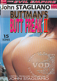 Buttman's Butt Freak II