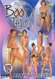 Booty Talk 24 Box Cover