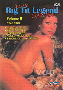 Classic Big Tit Legend Collection Volume II