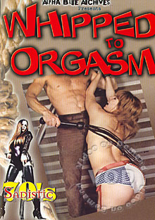 Whipped To Orgasm Box Cover