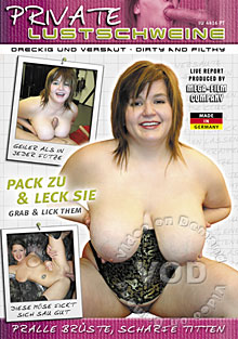 Pack Zu & Leck Sie (Grab & Lick Them) Box Cover